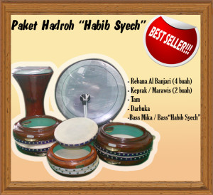 Paket Hadroh Habib Syech